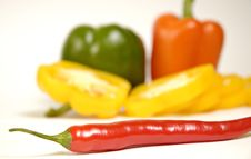 Free Chili Paprika Stock Photos - 167063