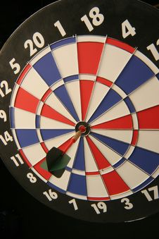 Free Bull S-eye Stock Photos - 167593