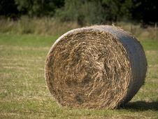 Free Hay Bail2 Stock Photos - 167833