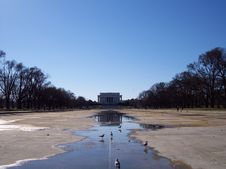 Free Reflecting Pool Stock Image - 169561