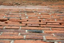 Free Perspecticve Brick Wall Stock Photos - 169633
