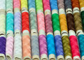 Free Macro Pic: Assorted Colors Reels Of Thread Royalty Free Stock Photos - 1602318