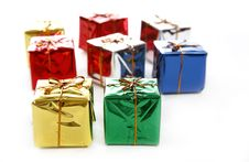 Free Gifts Stock Image - 1600151