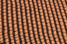Free Tile Roof Stock Photos - 1601443