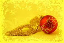 Free Christmas Bauble Stock Images - 1601774