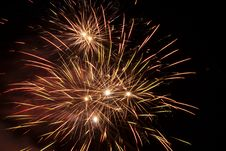 Free Fireworks Flowers Royalty Free Stock Photos - 1601858