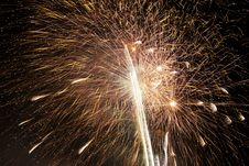 Free FIreworks Snow Stock Photos - 1601923