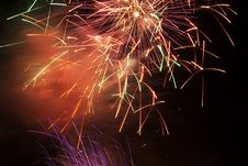 Free FIreworks Sparkles Royalty Free Stock Photo - 1601965