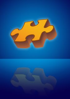 Free Puzzle Piece Stock Photos - 1602233