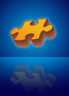 Puzzle Piece Stock Photos