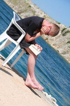 Free Recreative Reading Stock Image - 1602271