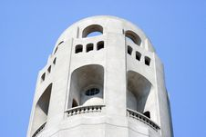 Free Coit Tower In San Francisco Stock Images - 1602404