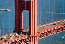 Free Golden Gate Bridge Royalty Free Stock Photo - 1602585