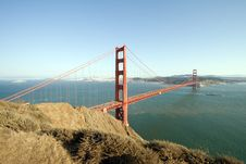 Free Golden Gate Bridge Stock Photo - 1602590