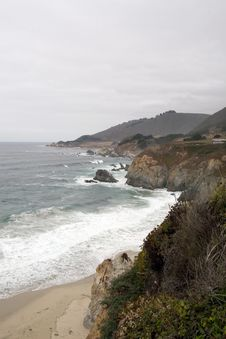Free Big Sur Royalty Free Stock Photography - 1602687