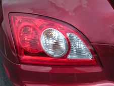 Free Sports Car Headlight Stock Images - 1605004