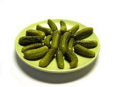 Free Cucumbers Stock Photo - 1605020