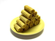 Wafers Stock Photos