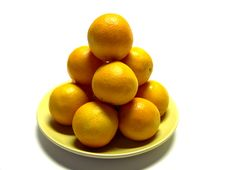 Free Tangerines Royalty Free Stock Photos - 1605038