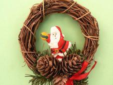 Free Christmas Decoration Royalty Free Stock Photo - 1605515