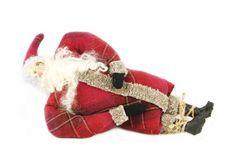 Free Reclining Santa Royalty Free Stock Photography - 1606467