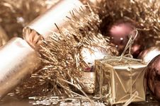 Free Christmas Collection Royalty Free Stock Photo - 1607255