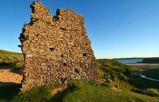 Free Castle Remnants Stock Image - 1607451