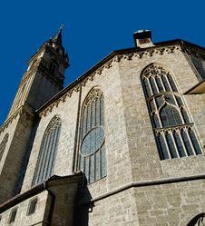 Free Franciscan Church Royalty Free Stock Photos - 1607948