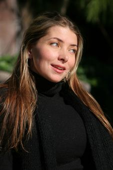 Free Beautiful Woman Royalty Free Stock Photos - 1608328