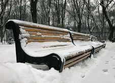 Free The Long Winter Dreams Stock Photos - 1609133