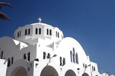 Free Oia Church Stock Photos - 16000313