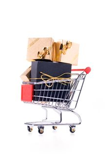 Free Shopping Spree. Stock Image - 16000361