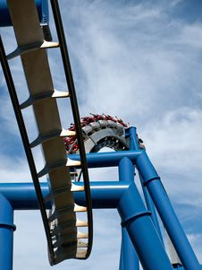 Free Rollercoaster Stock Photo - 16001800