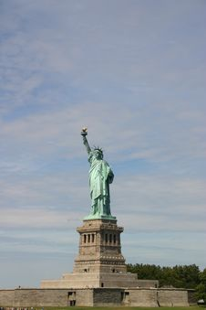 Free Statue Of Liberty Stock Photo - 16002050