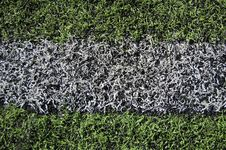 Free Artificial Turf Close Up Royalty Free Stock Photo - 16003185