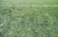Free Artificial Turf For Soccer Royalty Free Stock Photography - 16003247