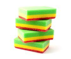 Free Sponge Stock Photography - 16004202