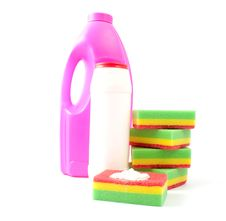 Free Cleaners Royalty Free Stock Image - 16004236