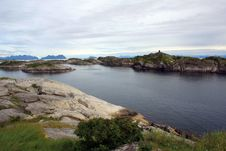 Free Henningsvaer Stock Photography - 16004412