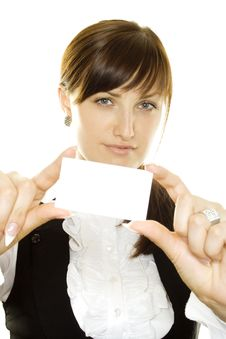 Free Business Card Stock Photos - 16004563
