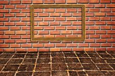 Free Brickwall Pattern Wall Royalty Free Stock Image - 16004616