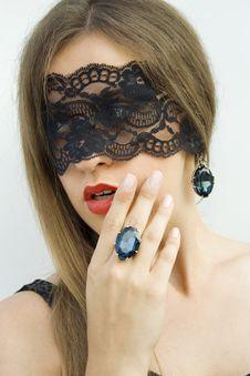 Free Mysterious Beauty Stock Photos - 16004993