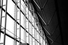 Metallic Structure Stock Photography