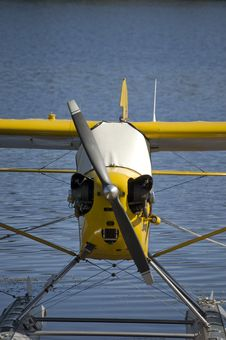 Water Plane Royalty Free Stock Photos