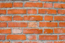 Free Brick Wall Texture Royalty Free Stock Photography - 16005397