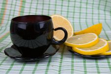 Free Tea With Lemon Royalty Free Stock Image - 16005566