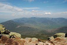 Free Mountaintop View Royalty Free Stock Photos - 16005638