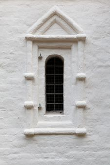 Free Window Of Ancient Russian Church Stock Photography - 16006142
