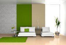 Free Living Room Stock Image - 16006361