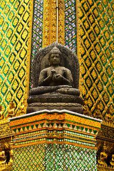 Free Buddha Statue Stock Image - 16006581